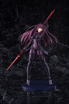Lancer/Scathach 1/7 Fate/Grand Order Anime Statue 31cm Plum