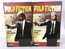 Jules Winnfield & Vincent Vega 1/6 Doppelset Pulp Fiction Actionfiguren Star Ace