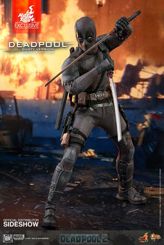 Deadpool 2 1/6 31cm Dusty Exclusive Version Actionfigur Hot Toys