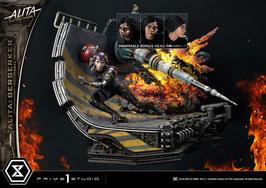 Alita Berserker Motorball Tryout 1/4 Alita: Battle Angel Movie Statue 64cm Diorama Prime 1 Studio