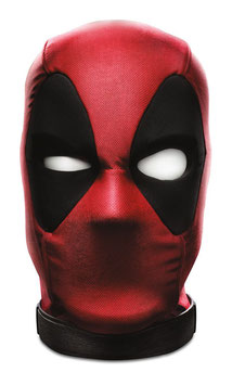 Deadpool Interaktiver Premium Kopf 1/1 Life-Size Marvel Legends Hasbro