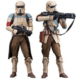 Shoretrooper Doppelpack Scarif Stormtrooper 1/10 Star Wars Rogue One ARTFX+ Statuen 18cm Kotobukiya