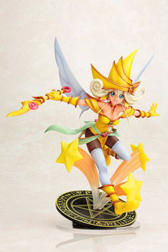 Lemon Magician Girl 1/7 Yu-Gi-Oh! The Dark Side of Dimensions Anime Statue 25cm Kotobukiya