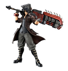 Lindow Amamiya 1/8 God Eater Anime Statue 23cm Broccoli