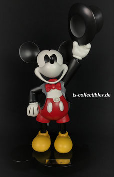 Micky Mouse Tuxedo Mickey 90th Anniversary 1/4 Statue 47 cm Master Craft Beast Kingdom