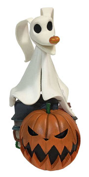 Zero - Jack Skellington's Hund Nightmare before Christmas 10cm Resin Statue Diamond Select