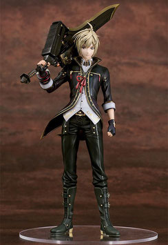 Julius Visconti 1/8 God Eater 2 Rage Burst 22cm Anime Statue Good Smile Company
