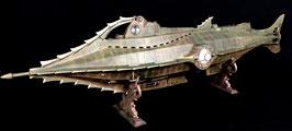 Nautilus 78cm Jules Verne - 20.000 Meilen unter dem Meer Statue beleuchtet