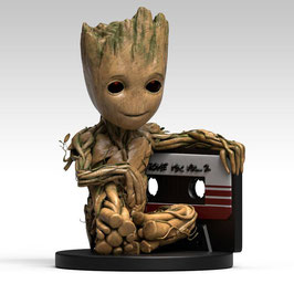Baby Groot with Tape Spardose Guardians of the Galaxy 2 Marvel 17cm Semic