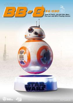 BB-8 magnetisch schwebend mit Led Beleuchtung Star Wars Episode VIII Statue 13cm Egg Attack Beast Kingdom
