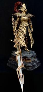 Dragon Slayer Ornstein Exclusive 1/4 Dark Souls Day One Edition 67cm Game Statue First4Figures