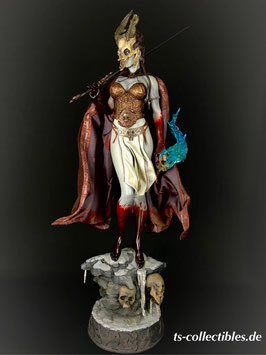 Kier - Valkyrie of the Dead 1st Ver. 1/4 Premium Format Court of the Dead Statue 71cm Sideshow