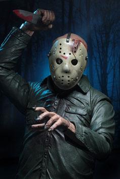 Jason Vorhees 1/4 Freitag der 13. Das letzte Kapitel Horror Actionfigur 46cm Neca