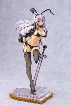 Yu Usada black Vers. 1/6 Saitom original Character Zimakupiza Anime Statue 28cm Alphamax / Skytube