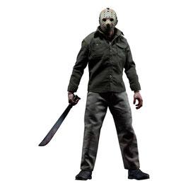 Jason Voorhees 1/6 Und wieder ist Freitag der 13. Horror Actionfigur 30cm Sideshow