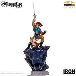 Lion-O & Snarf Deluxe 1/10 Thundercats BDS Art Scale Statue 43cm Anime Iron Studios