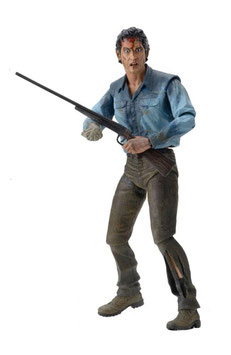 Ash Ultimate Tanz der Teufel Evil Dead II Actionfigur 18cm Neca