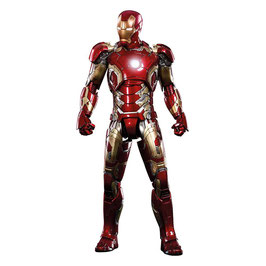 Iron Man XLIII 43 Diecast 1/6 Avengers - Age of Ultron Actionfigur Hot Toys