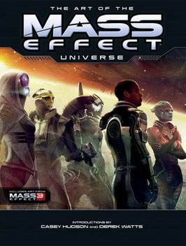 Mass Effect Artbook The Art of the Mass Effect Universe Englische Version Hardcover Dark Horse