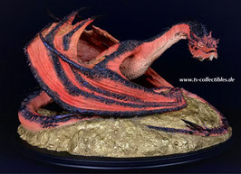 Smaug the Terrible 1/72 Hobbit / Herr der Ringe The Desolation of Smaug Statue 52cm Weta