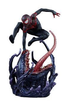 Spider-Man Miles Morales 1/4 Premium Format Marvel Comics Statue 43cm Sideshow