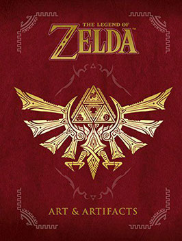 The Legend of Zelda Artbook Art & Artifacts Englische Version Hardcover Dark Horse
