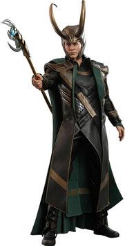 Loki 1/6 Avengers: Endgame Movie Marvel Movie Masterpiece Actionfigur 30cm Hot Toys
