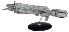 U.S.S. Sulaco (Aliens) 1/16 The Alien & Predator Figurine Collection Raumschiff 27cm Statue Eaglemoss