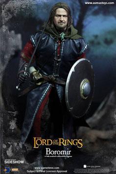 Boromir 1/6 Herr der Ringe Actionfigur 30cm Asmus