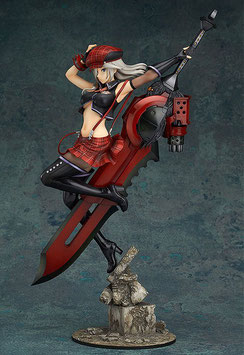 Alisa Illinichina Amiella 1/7 God Eater 22cm Anime Statue Good Smile
