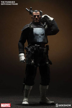 The Punisher 1/6 Marvel Comics Actionfigur Sideshow