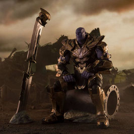 Thanos Final Battle Edition Avengers: Endgame S.H. Figuarts Marvel Actionfigur 20cm Bandai Tamashii Nations