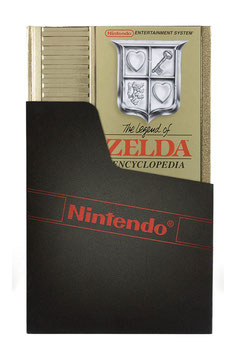 The Legend of Zelda Artbook Enzyklopädie Deluxe Edition Englische Version Hardcover Dark Horse