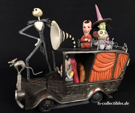 Mayor's Car Nightmare Before Christmas Disney Showcase Collection Statue 17cm Enesco