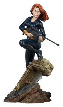 Black Widow 1/5 Marvel Avengers Assemble Statue 37cm Sideshow