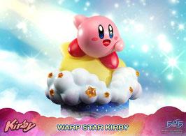 Warp-Stern Kirby 30cm Kirby Resin Nintendo Smash Bros Game Statue First 4 Figures