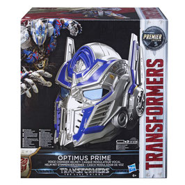 Optimus Prime Elektronischer Helm Transformers The Last Knight Cosplay Hasbro