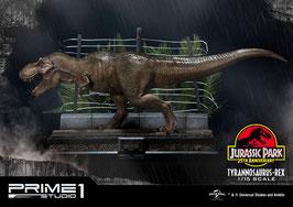 T-Rex 1/15 Jurassic Park Tyrannosaurus Rex Statue 84cm Prime 1 Studio