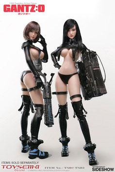 Reika & Anzu 1/6 Gantz:O 29cm Anime Seamless Actionfiguren Set (Einzelverpackungen) Toyseiiki
