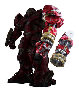 Hulkbuster 1/6 Deluxe Zubehör-Set Marvel Avengers Age of Ultron Accessories Collection Series Hot Toys