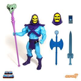 Skeletor Ultimates Masters of the Universe MOTU Actionfigur 18cm Super7