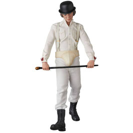 Alex Delarge 1/6 Clockwork Orange RAH Actionfigur 30cm Medicom