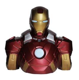 Iron Man Spardose Marvel Comics 22cm Semic