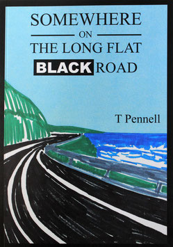 Somewhere on the Long Flat Black Road