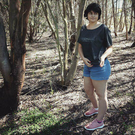 HECTICK AUSTRALIA Women's Loose Fit T-Shirt