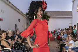 Patronaje del Vestido Flamenco (PAGO MENSUAL)