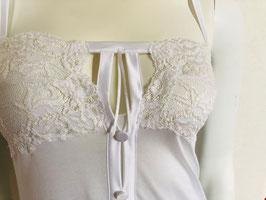 Weißes Nachthemd von Cotton Club