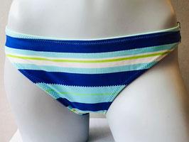 Türkis/Blauer Bikini-Slip von SI e LEI / Größe 36