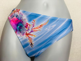 Hellblauer Bikini-Slip von Lise Charmel