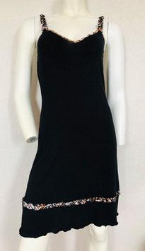 Schwarzes Nachthemd von Gattina